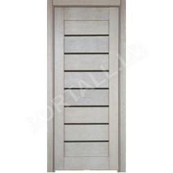 Durvis ar kārbu NOVA 7 Sirmais ozols