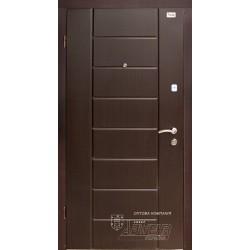 Metāla durvis sr MDF apdari 10/10mm NIKA  krāsa Riekst