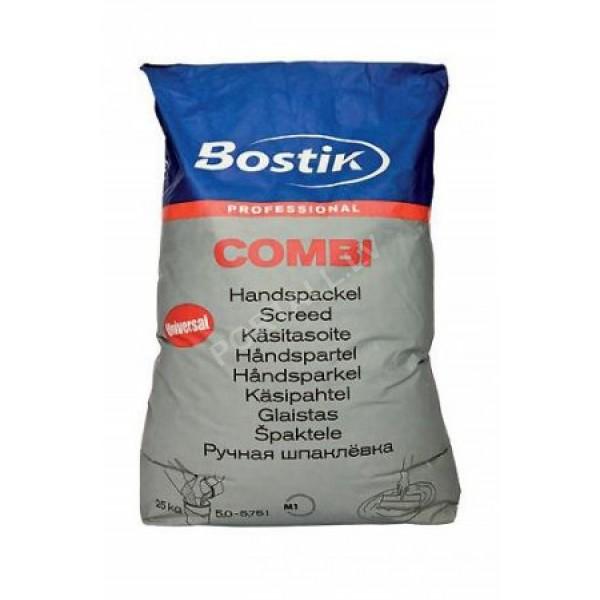 Grīdas  izlīdzinošais Sastāvs Bostik Combi  25kg