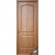 Durvis ar PVC apdare