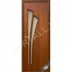 Durvis ar kārbu LILIJA DO Rieksts