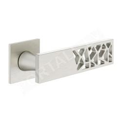 Durvju rokturis ARETE PVX kvadrats FINE