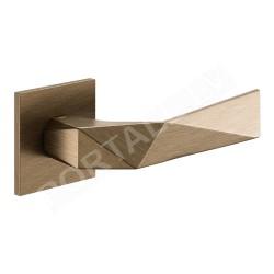 Durvju rokturis Luxury OGH FINE kvadrats