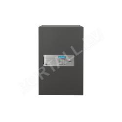 Dokumentu mēbeļu profesionāls, sertificēts seifs YALE, ar elektronisku slēdzeni (augstums: 52cm, platums 35 cm)