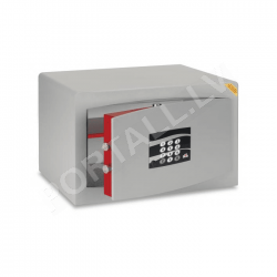 Mēbeļu seifs STARK 3851 ar elektrisko slēdzeni (augstums: 18 cm, platums: 28 cm)