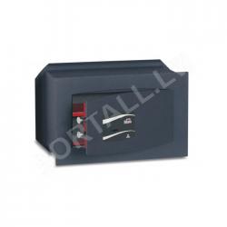 Sienas seifs STARK 801 ar mehānisko slēdzeni