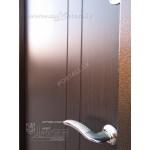 ABWEHR Metāla durvis ar MDF apdari ARABIKA (AP1) 860/960x2050 (Venge)