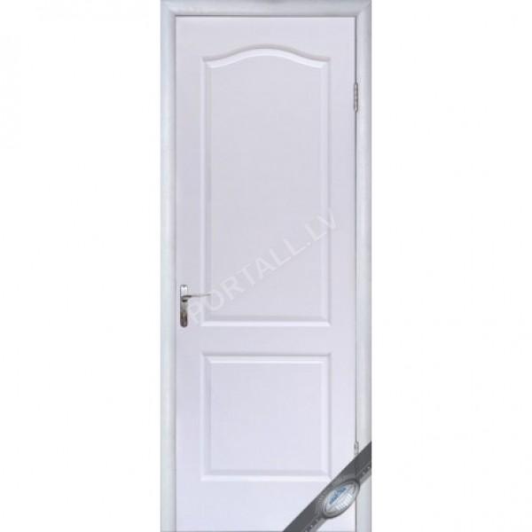 Durvis FORTIS A PVC DG Baltas