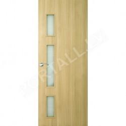 Durvis ar kārbu GERDA DO Ozols