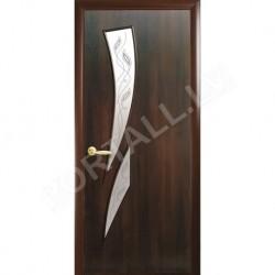 Durvis KAMEJA DO ar zīm. P3 Kastanis