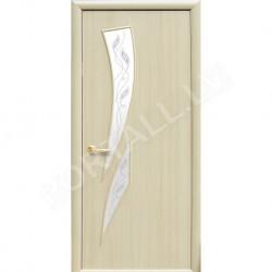Durvis KAMEJA DO ar zīm. P3 Osis