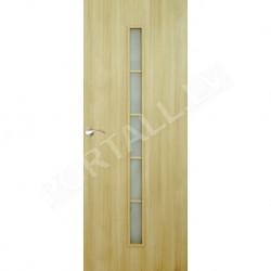 Durvis ar kārbu Mod.C2 DO Ozols