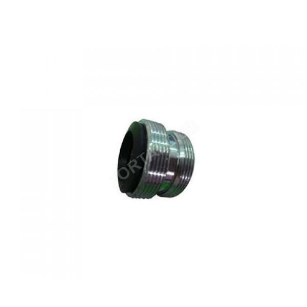 Metāla mufe (pārejas nipelis 22x24)