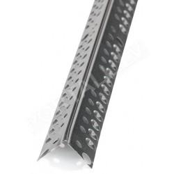 Reģipsim10168Stūra šina AL 23.5*23.5mm 2.5m 50/p
